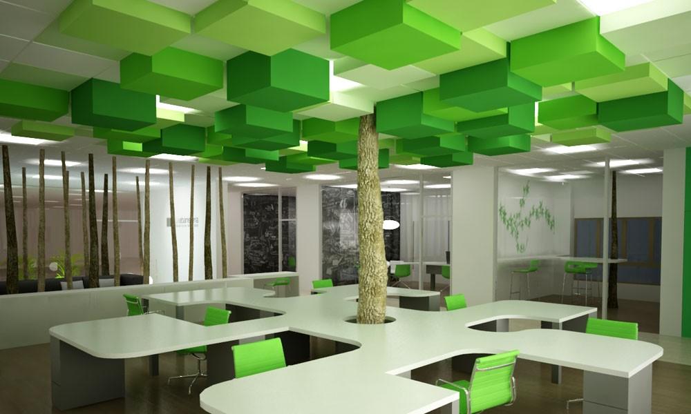 La evoluci n del mobiliario de oficina blog de hmt for Mobiliario diseno oficina